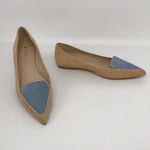 Shoes of Prey Brighton Oxford Flats